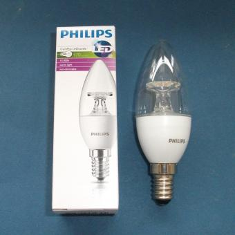 LED-Lampe PHILIPS CorePro LEDcandle 5,5-40 W/827 E14 CL
