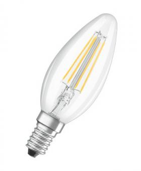 OSRAM  LED - Lampe PARATHOM RETROFIT CLASSIC B 40 FIL  4 W/827 E14